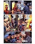 Най-новото от Спайдърмен (Брой 5 / Октомври 2006):  С голямата сила - 5t