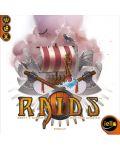 Настолна игра Raids - семейна - 1t