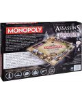 Настолна игра Monopoly - Assassins's Creed Syndicate - 1t