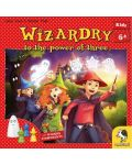 Настолна игра Wizardry to the power of three - 4t