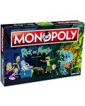 Настолна игра Monopoly -Rick and Morty Edition - 5t