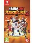 NBA Playgrounds 2 (Nintendo Switch) - 1t