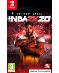 NBA 2K20 (Nintendo Switch) - 1t