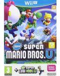 New Super Mario Bros. + New Super Luigi Bros. (Wii U) - 1t