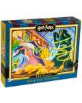 Пъзел New York Puzzle от 750 части - Дуелиране на магьосници - 2t