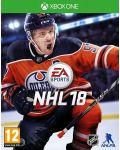 NHL 18 (Xbox One) - 1t