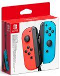 Nintendo Switch Joy-Con (комплект контролери) синьо/червено - 1t