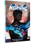 Nightwing Vol. 6: The Untouchable-2 - 3t