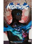 Nightwing Vol. 6: The Untouchable - 1t