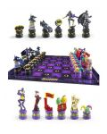 Шах Noble Collection - Batman Dark Knight vs Joker - 4t