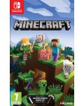 Minecraft Bedrock Edition (Nintendo Switch) - 1t
