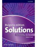 Английски език за 8. клас Solutions 3E Bulgaria ED B1.1 SB - 1t