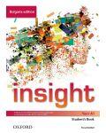 Английски език за 8. клас Insight Bulgaria ED A1 (Regular) SB 36924 - 1t