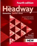Headway Elementary 4E Teacher's Disk Pack - 1t