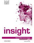 Книга за учителя Insight Intermediate Teacher's Book & Teachers DVD-ROM Pack - 1t