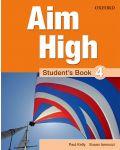 Aim High: 4 Student Book.Английски език 9 - 12. клас - 1t
