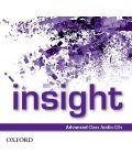 Оксфорд Insight Advanced Class CD (x3) - 1t