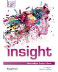 Английски език за 8. клас Insight Intermediate SB - 1t