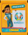Panini Euro 2020 Preview - Пакет с 5 бр. стикери - 1t