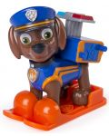 Фигура със значка Spin Master Paw Patrol - Ultimate Rescue, Зума - 2t