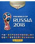 Албум за стикери Panini FIFA World Cup Russia 2018 - 1t