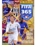Албум за стикери Panini FIFA 365 - 2018 - 1t