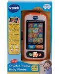 Бебешка играчка Vtech - Смарт телефон - 3t