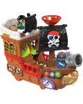 Детска играчка Vtech - Пиратски кораб - 1t