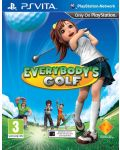 Everybody's Golf (PS Vita) - 1t
