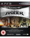 Tomb Raider Trilogy HD Classics (PS3) - 1t