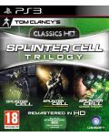 Tom Clancy's Splinter Cell Trilogy HD Classics (PS3) - 1t