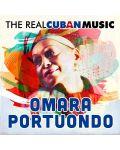 Portuondo, Omara  -  The Real Cuban Music   (Vinyl) - 1t