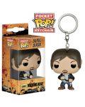 Ключодържател Funko Pocket Pop! Television: The Walking Dead - Daryl Dixon, 4 cm - 2t