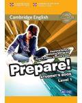 Prepare! 1 Student's Book: Английски език - ниво А1 (учебник) - 1t