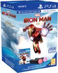 Marvel's Iron Man + PlayStation Move Controlers Bundle (PS4 VR) - 1t