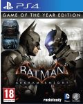 Batman Arkham Knight GOTY (PS4) - 1t