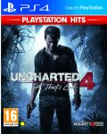 Uncharted 4: A Thief's End (PS4) - 1t