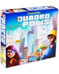 Настолна игра Quadropolis - 2t