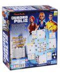 Настолна игра Quadropolis - 1t