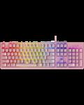 Механична клавиатура Razer Huntsman Quartz - US Layout, розова - 3t