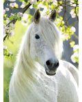 Пъзел Ravensburger от 500 части - Бял кон през пролетта - 2t