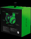 Гейминг слушалки Razer Kraken - Multi-Platform, зелени - 6t