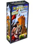 Разширение за настолна игра Каркасон (2.0) - Кулата (4-то) - 1t