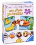 Пъзели Ravensburger 9 х 2 части - Животинчета - 1t
