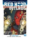 Red Hood and the Outlaws Vol. 1: Dark Trinity (DC Universe Rebirth) - 1t