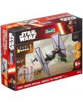 Сглобяем модел Revell - First order Special Forces TIE Fighter - 2t