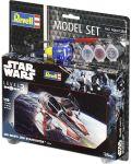 Сглобяем модел Revell - Obi Wan's Jedi Starfighter - 2t