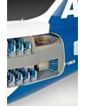 Сглобяем модел на самолет Revell - Airbus A380 & Interior (04259) - 7t