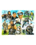Фигури Revell - Pilots & ground crew Germain Airforce WWII (02400) - 2t