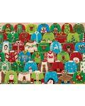 Пъзел Cobble Hill от 1000 части - Грозни коледни пуловери - 2t
